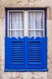 Typical Window Stock Photo