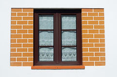 Typical window Royalty Free Stock Photo