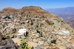 Mountain Yemen Stock Images