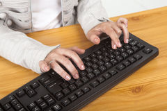 Typing Stock Images
