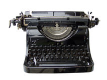 Typing machine Royalty Free Stock Image