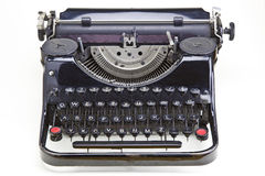 Typing machine Stock Photography