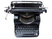 Typing machine Stock Image