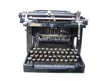 Typing machine Stock Images