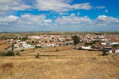 Typisch Alentejo landschap Royalty-vrije Stock Afbeeldingen