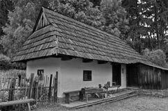 Typisch huis Stock Foto's
