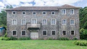 Typisch Huis Bento Goncalves Brazilië Royalty-vrije Stock Afbeelding