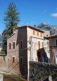 Typisch huis in Majorca Stock Foto's