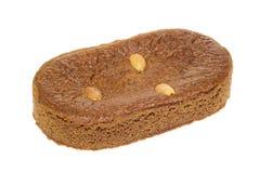 Typisch Nederlands koekje stock afbeelding