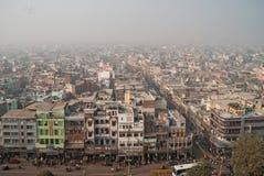 Typische gebouwen Delhi Royalty-vrije Stock Afbeelding
