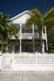 Typische Hauptarchitektur Key West Florida Stockfotos