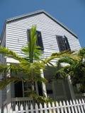 Typische huisarchitectuur Key West Florida Stock Foto's