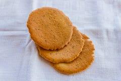 Typische Kekse nannten Fliesen lizenzfreie stockfotografie