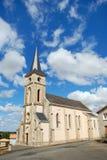Typische kerk Stock Afbeelding