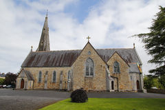 Typische kerk in Ierland Royalty-vrije Stock Afbeelding