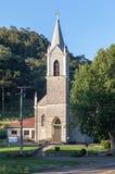 Typische Kirche Bento Goncalves Brazil Stockfoto