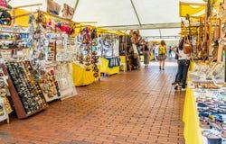 Typische Medellin Colombia stock afbeeldingen
