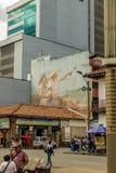 Typische Medellin Colombia stock fotografie