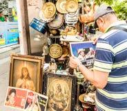 Typische Medellin Colombia royalty-vrije stock afbeelding