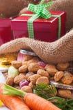 Typische Nederlandse viering: Sinterklaas royalty-vrije stock fotografie