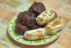 Typische Siciliaanse koekjes Stock Afbeelding