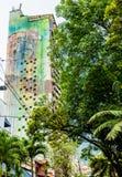 Typischer Medellin Kolumbien Lizenzfreies Stockbild