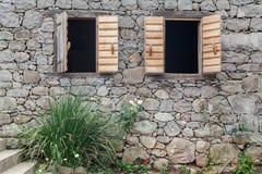 Typisches Haus Bento Goncalves Brasilien Lizenzfreies Stockfoto