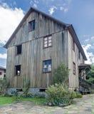 Typisches Haus Bento Goncalves Brasilien Lizenzfreies Stockbild