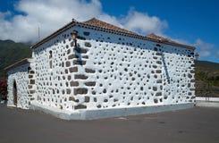 Typisches Haus im La Palma Stockbilder