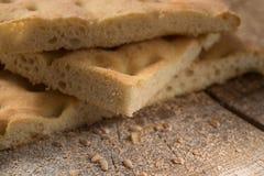 Typisches italienisches Brot Lizenzfreies Stockfoto