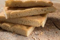 Typisches italienisches Brot Stockfotografie