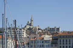 Typisches Marseille in Frankreich Stockfoto