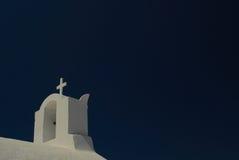 Typisches Santorini lizenzfreies stockbild