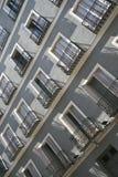 Typisches spanisches fasade Stockbilder