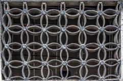 Typisches traditionelles Fenster im normalen chinesischen Haus Stockfotografie