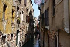 Typisches Venedig Lizenzfreie Stockbilder