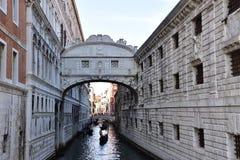 Typisches Venedig Lizenzfreie Stockfotografie