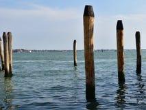 Typisches Venedig Stockbilder