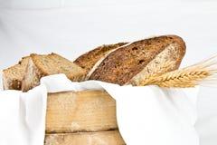 Typisk bröd för italienare royaltyfria foton