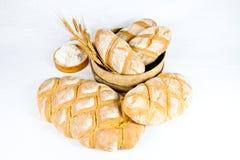 Typisk bröd för italienare royaltyfria bilder