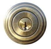 typisk dörrlås Arkivfoto