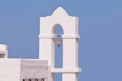 typisk grek för klockabyzantinekyrka Royaltyfria Foton