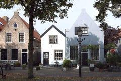 Typisk holländsk gata Royaltyfria Foton