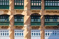 Valletta Malta Royaltyfria Bilder