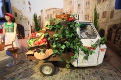 Typisk italienskt landskap royaltyfri foto