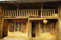 typisk kinesiskt hus Arkivbild