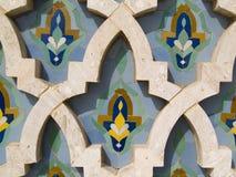 typisk vägg Arkivfoto