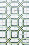 Typiska gamla Lissabon tegelplattor Arkivfoton