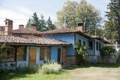 Typiska hus Arkivbilder