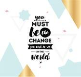 Typografia dla plakata, zaproszenia, kartka z pozdrowieniami lub koszulki, Zdjęcie Royalty Free